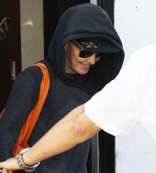 Мадонна,фото,постарела,2014,папарацци