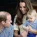 принц Джордж,Кейт Миддлтон,фото,сын,глянец,фотосессия,семья,Принц Уильям