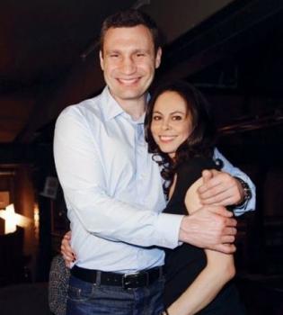 Виталий Кличко,жена,Наталья Кличко,интервью,Майдан,фото,журнал Viva,Владимир Кличко