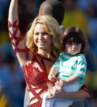 Шакира,беременна,ждет ребенка,станет мамой,фото,официально