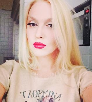 Оля Полякова,фото,дочь,макияж,Instagram,дочь Мария