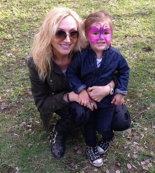 Кристина Орбакайте,дочь,фото,семья,дети