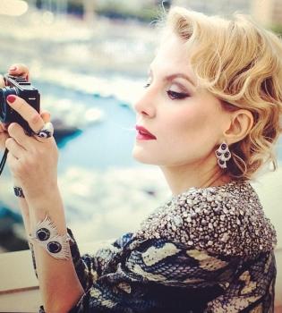 Рената Литвинова,фото,2014,прическа,имидж,стиль