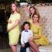 Снежана Егорова,дети,семья,фото,журнал Viva,фотосессия