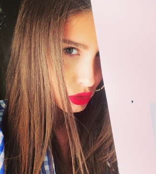 Кети Топурия,фото,без макияжа,Instagram,без косметики,естественная красота