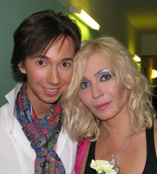 Ирина Билык,скандал,трансвестит,Михаил Павлюк,фото