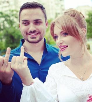 НеАнгелы,Слава,беременна,фото,вышла замуж,свадьба