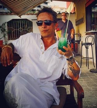 Иван Охлобыстин,госпитализирован,белая горячка,больница,Украина,Твиттер