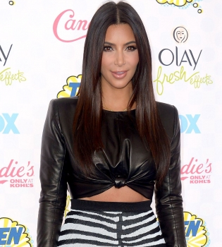 Ким Кардашьян,стиль,образ,мода,фигура,Teen Choice Awards