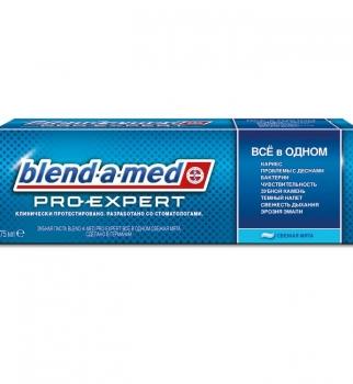 Blend-a-Med Pro-Expert,зубная паста