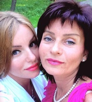Юлия Волкова,фото,мама,семья,instagram