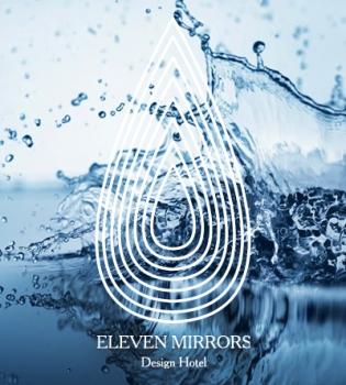 11 Mirrors,отель,Киев,вода