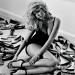 Кейт Аптон,фото,реклама,фотосессия,топлесс,обнаженная