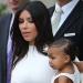 Ким Кардашьян,дочь,фото,Норт Уэст,стиль,семья