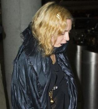 Мадонна,фото,дети,без макияжа
