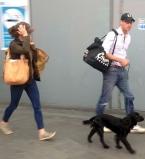 Кейт Миддлтон,Принц Уильям,фото,вокзал,без охраны,путешествие