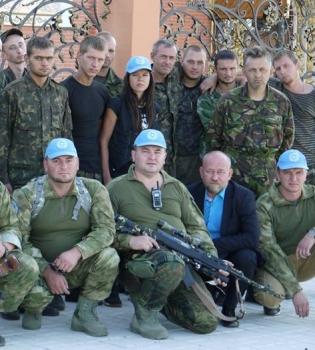Руслана,АТО,Донецк,Иловайск,военнопленные,фото,Захарченко,Восток,война