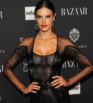 Алессандра Амбросио,платье,фигура,фото,роскошная,шикарное,стиль