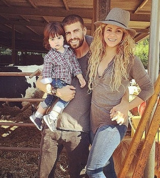 Шакира,беременность,роды,сын,второй ребенок,официально,второй сын