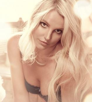 Бритни Спирс,нижнее белье,фото,реклама,презентация,фигура,сексуальная