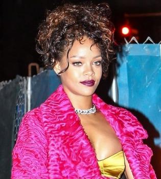 Рианна,фото,стиль,платье,мини,фигура,икона стиля,неделя моды в нью-йорке,2014