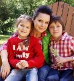 Лилия Подкопаева,дети,фото,сын,дочь,Каролина и Вадим,ICTV,Валерия Черненко