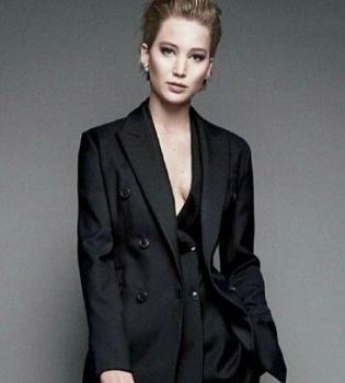 Дженнифер Лоуренс,фотосессия,фото,реклама,Dior