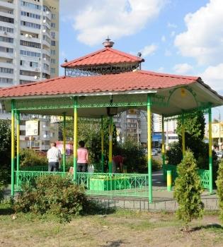 Lipton City,Дивовижне місто,бювет,Киев