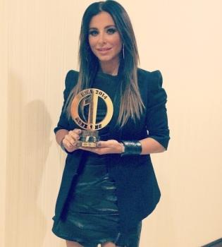 Ани Лорак,премия,награда,EMA,Eurasian Music Award