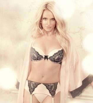 Бритни Спирс,фото,коллекция,нижнее белье,бренд,презентация,The Intimate Britney Spears