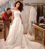 Джордж Клуни,Амаль Аламуддин,фото,свадьба,свадебные фото,фотосессия,платье
