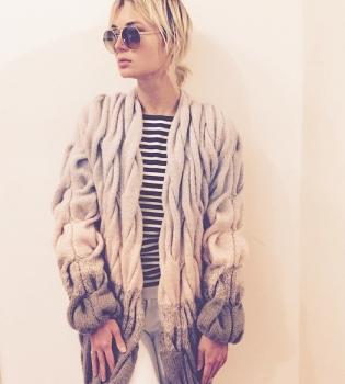 Полина Гагарина,Instagram,фото,без макияжа,естественная красота