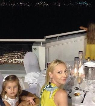 Кристина Орбакайте,дочь,Клава,фото,Instagram