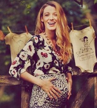 Блейк Лайвли,беременна,фотосессия,животик,роды,ребенок,семья,фото,ждет ребенка,беременная