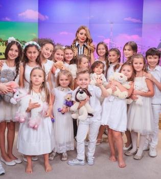 Тина Кароль,голос дети,фото,1+1,голос дети 3 сезон,тренер