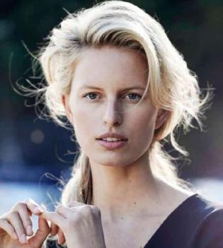Каролина Куркова,фотосессия,без макияжа,фото,глянец,без косметики,естественная красота