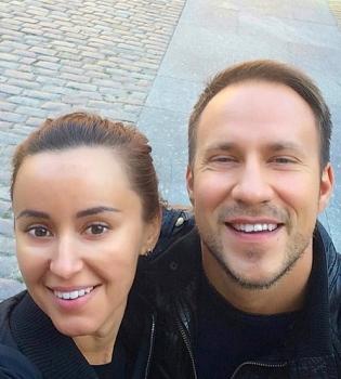 Яна Станишевская,вышла замуж,свадьба,холостяк,Андрей Искорнев,муж,Виктор Нобиуз,фото