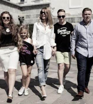 Ольга Фреймут,муж,семья,фото,дочь