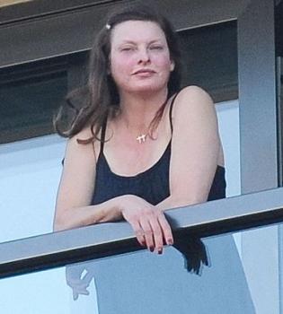 Линда Евангелиста,лишний вес,поправилась,фото,фигура,щитовидная железа