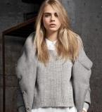 Кара Делевинь,реклама,фотосессия,лукбук,DKNY,2015,фото