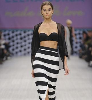 Elena BURBA,Ukrainian Fashion Week,новая коллекция,фото