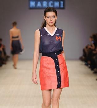 Ukrainian Fashion Week,Marchi,новая коллекция,фото