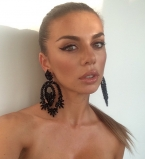 Анна Седокова,платье,Хочу к Меладзе