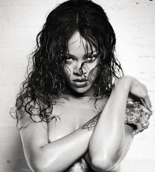 Рианна,фотосессия,откровенная,сексуальная,новая,мужской журнал,фото,без одежды,обнаженная
