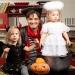 Хэллоуин,дети звезд,фотосессия,бэкстейдж,видео,журнал Viva,Даша Малахова,Анатолий Анатолич