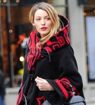Блейк Лайвли,беременна,стиль,интернет-магазин,фот,пальто,живот