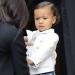 Ким Кардашьян,дочь,Норт Уэст,стиль,детская мода,фото,личная жизнь,папарацци