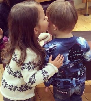 Виктория Боня,Анджелина Смерфит,фото,Эвелина Бледанс,Семен Семин,дети,Instagram