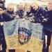 Ольга Фреймут,фото,зона ато,Донецк,Луганск,украинская армия,Инспектор Фреймут