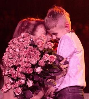 Тина Кароль,сын,Вениамин,фото,день рождения,Инстаграм,Instagram